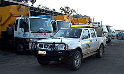 IAE servicing the Cleanaway fleet