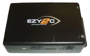 Ezy2c Fleet Logistics Model EZ263s Next G and Satellite Solution monitors vehicle movements in remote areas